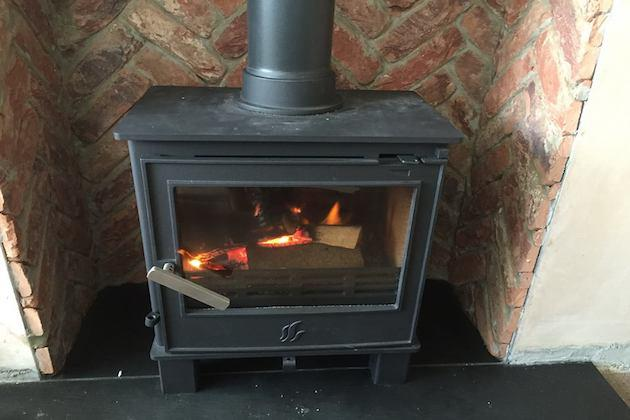 Gas Fire Installation, Tynemouth