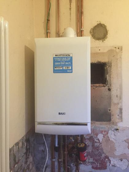 Boiler Installation, Newcastle Upon Tyne